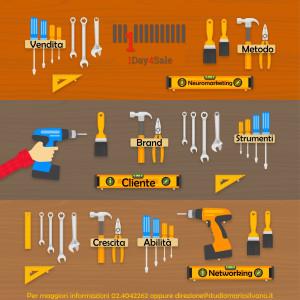 assicurati di avere tutti gli attrezzi utili per accrescere velocemente le tue vendite
