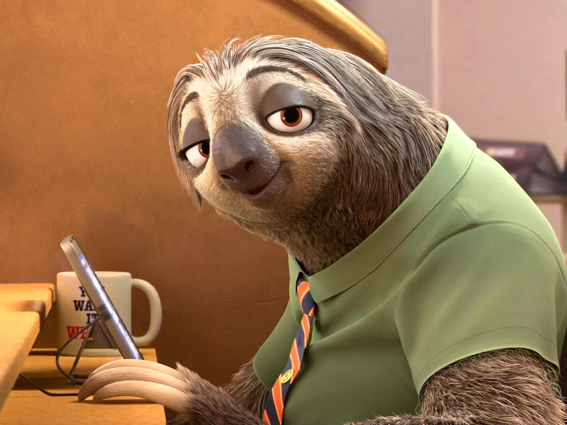 Ti senti un bradipo?